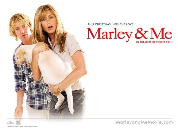 Filmas: Marlis ir aš