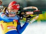 """AFP/""""Scanpix"""" nuotr./Sezono lyderė Jekaterina Jurjeva"""