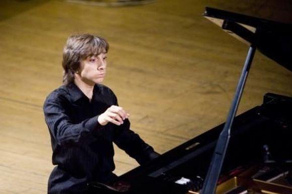 Pianistas Miroslavas Kultyševas