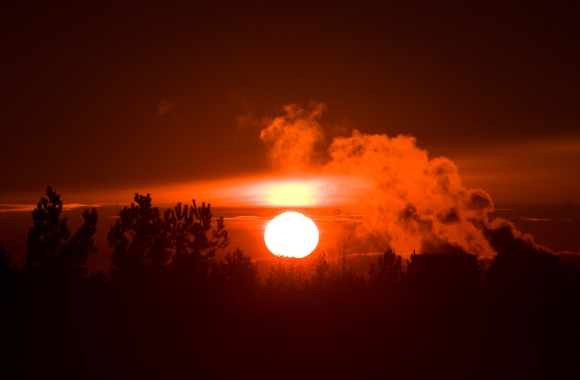 Saulė nusileis nereikalingoms valdžios institucijoms.