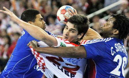 Pasaulio vyrų rankinio čempionatas vyksta Kroatijoje