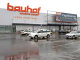 """""""Panevėžio balsas"""" nuotr./Incidentas įvyko prie parduotuvės """"Bauhof"""""""