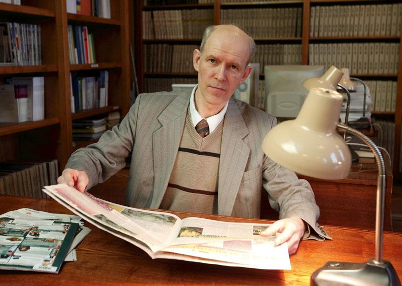 """Foto naujienai: Vytautas Navaitis: """"Rekordų knygos – būdas garsinti savo šalį"""""""