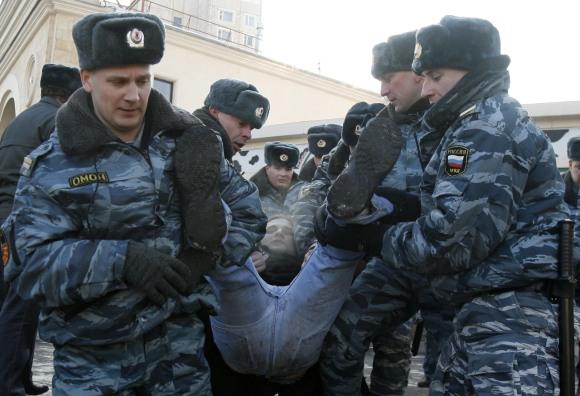 Maskvoje bręsta socialiniai neramumai.