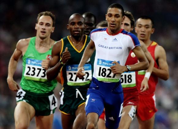 Vitalijus Kozlovas – Pekino olimpinių žaidynių dalyvis (kairėje)