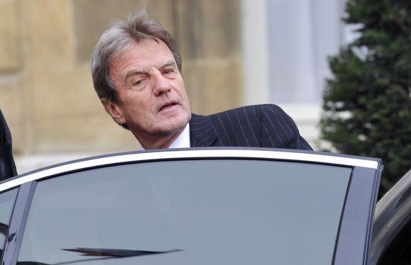 Prancūzijos užsienio reikalų ministras Bernardas Kouchneras