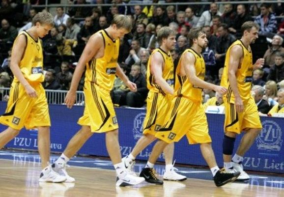 Šiauliečiai neatsikalikė priš Latvijos čempionus