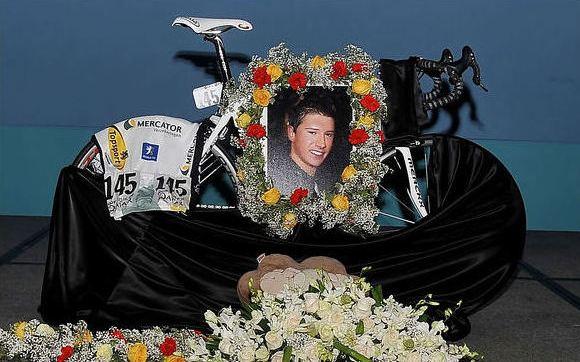 Frederieko Nolfo laidotuvės