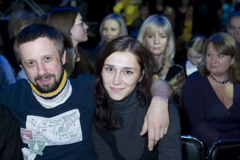 Foto naujienai: Linas Adomaitis: nauja gyvenimo draugė