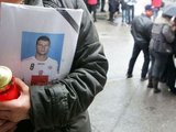 "AFP/""Scanpix"" nuotr./Mariano Cozma laidotuvės"