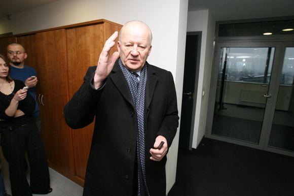 Buvęs meras Juozas Imbrasas