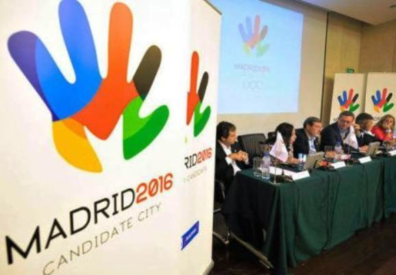 Vienas iš kandidatų – Madridas