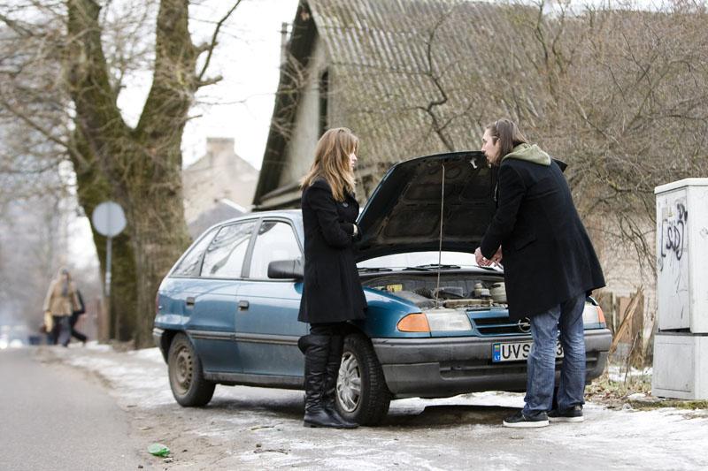 Foto naujienai: Marijus Berenis: prie vairo pakeitė dubleris