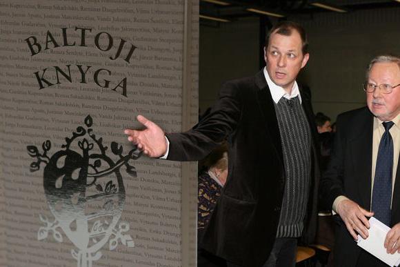 Vytautas V. Landsbergio knyga