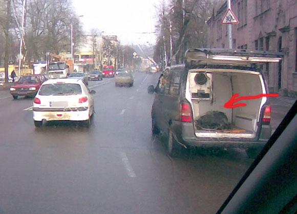 Vaizdelis Vytauto pr., Kaune