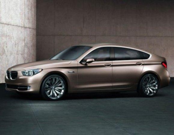 """BMW 5 GT"""