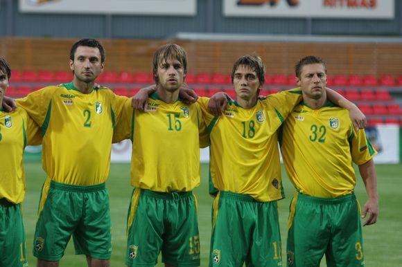 R.Poškus (pirmas iš dešinės) Rusijoje jaučiasi kaip namie