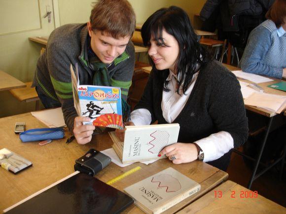 Studentai, per paskaitas pamėgę spręsti galvosūkius, bandys siekti Lietuvos rekordo.