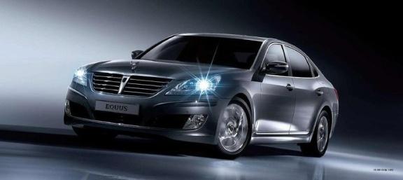 """""""Hyundai Equus"""""""