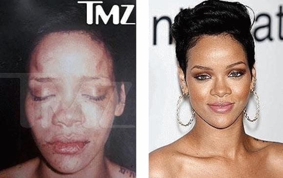 Sumušta Rihanna