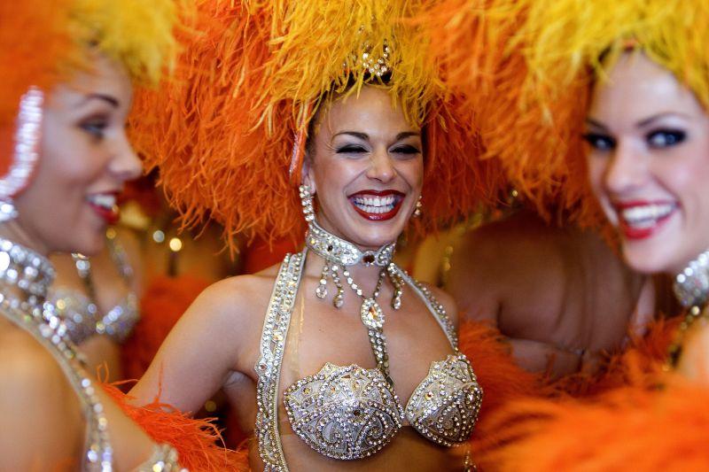 Rio de Žaneiro karnavalas prasidėjo.