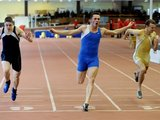 Alfredo Pliadžio nuotr./60 metrų bėgimo finalas