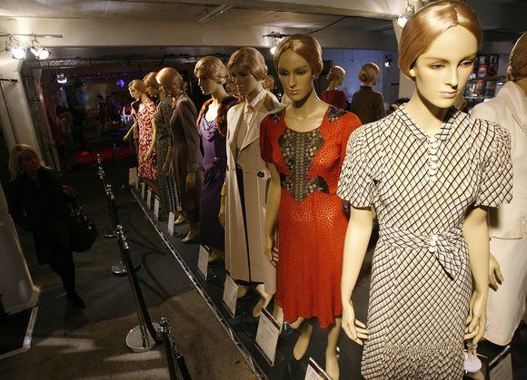 Įvairios Madonnos suknelės