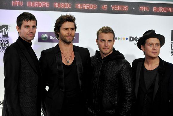 """Grupė """"Take That"""""""