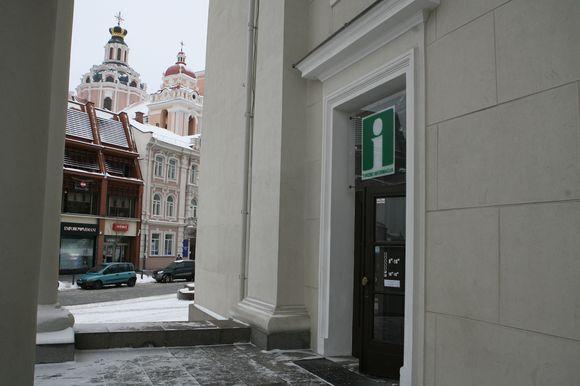 Užsienio turistai aktyviai ieško informacijos apie VEKS projektą, tačiau į Lietuvą kol kas nesiveržia.