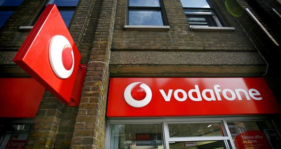 """Vodafone"" biuras"