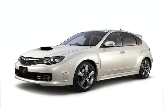 """Subaru Impreza WRX STI A-Line"""