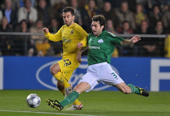 """""""Villarreal"""" turėjo aiškią persvarą, tačiau dvikovą baigė lygiosiomis."""