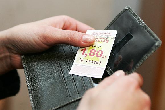 Kovo 1-ąją 2 mln. neparduotų bilietų taps niekam nereikalingi.