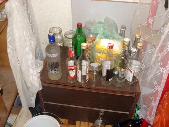 """Sodų bendrijoje """"Ąžuolas 2"""" laikytas alkoholis"""