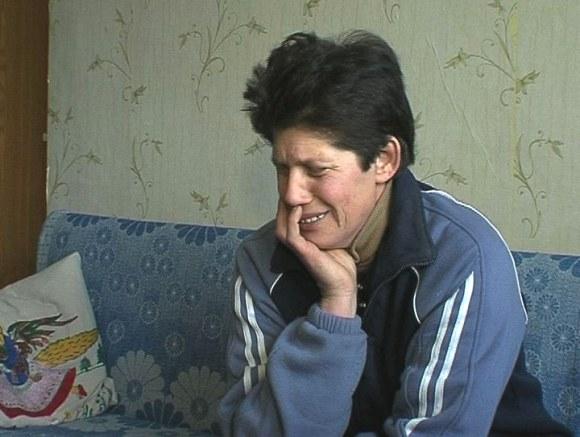 R.Muraškovo motina Stasė.