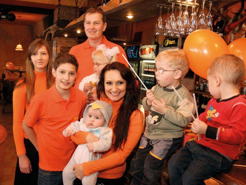 Foto naujienai: Inga Budrienė: šeimos sekmadienis