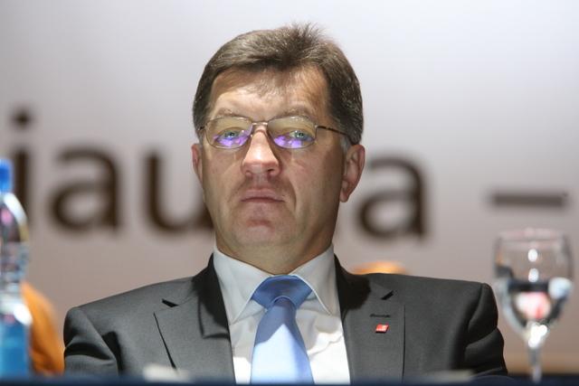 LSDP pirmininko pavaduotojas Algirdas Butkevičius