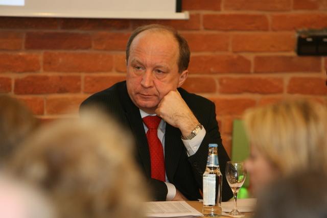 Partijos steigėjas, pirmininkas Andrius Kubilius