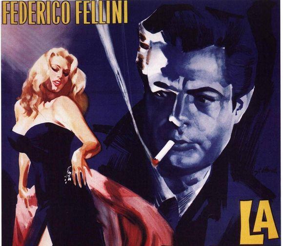 "F. Fellini filmas ""Saldus gyvenimas"""