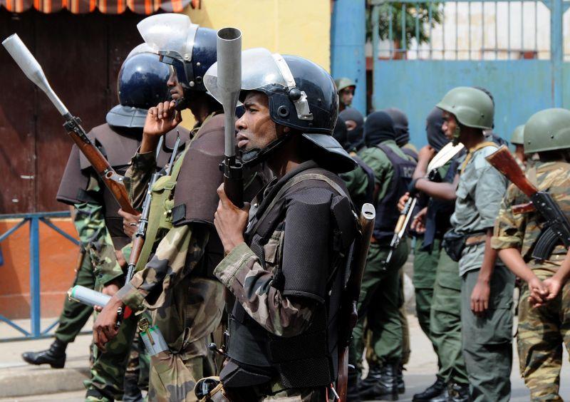 Madagaskaro kariai