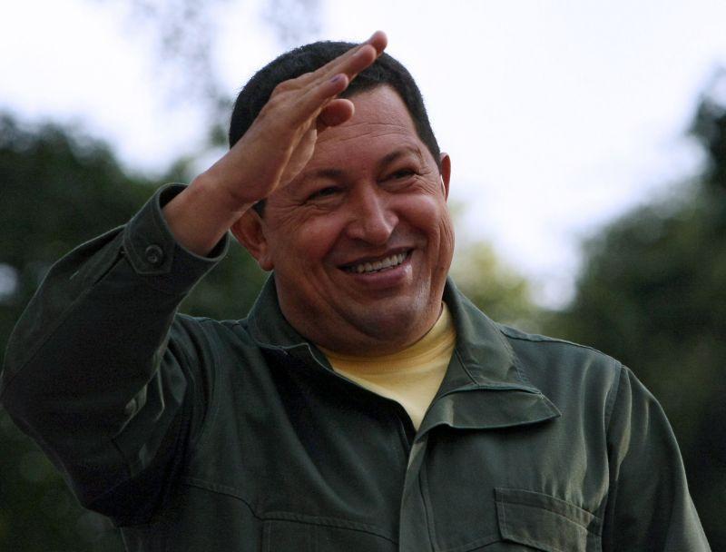 """H.Chavezas nenori, kad sostinėje liktų """"Coca Cola"""""""