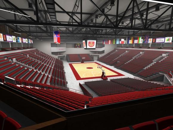 Taip turėtų atrodyti naujoji Klaipėdos arena.