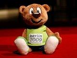 """""""Reuters""""/""""Scanpix"""" nuotr./Pasaulio čempionato Berlyne talismanas"""