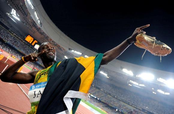 Usainas Boltas tapo Pekino olimpiados dydvyriu