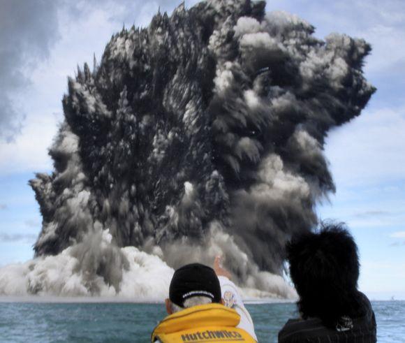 Povandeninis vulkanas