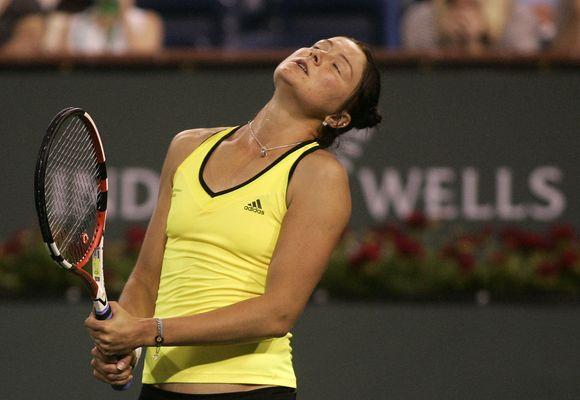 Ketvirtfinalyje D.Safina turėjo pripažinti devyniolikmetės baltarusės pranašumą.