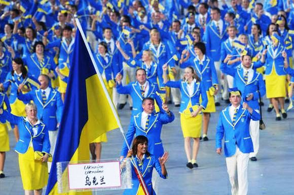 Ukrainos sportininkai