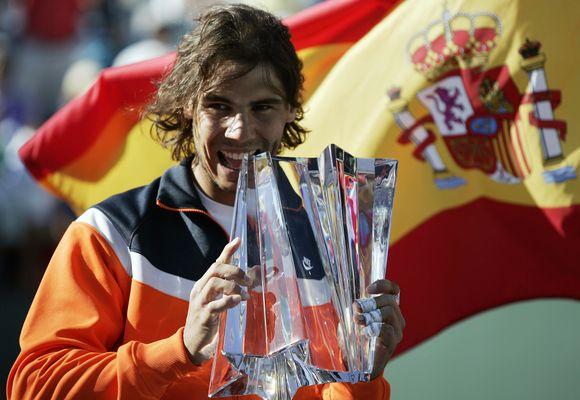 R.Nadalis laimėjo jau 33 ATP serijos turnyrus.