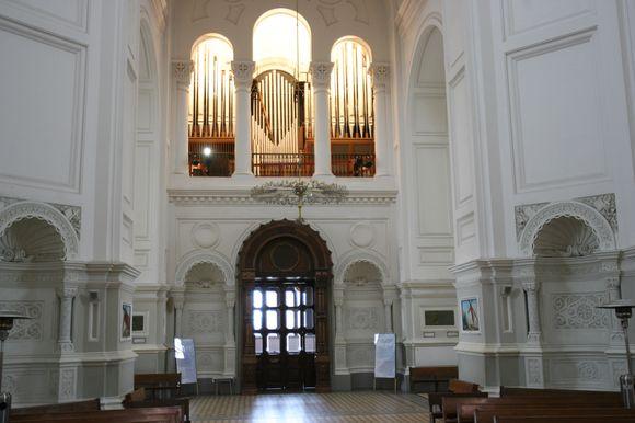 Istoriniai Kauno Šv. Arkangelo Mykolo (Įgulos) bažnyčios vargonai buvo baigti restauruoti prieš porą mėnesių.