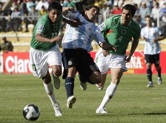 Argentiniečiai Bolivijoje patyrė tikrą pragarą.